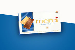 merci 2015: New fine chocolate tablets