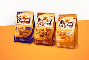 Werther's Original 2008: The exclusive melt-in-the-mouth varieties from Werther's Original